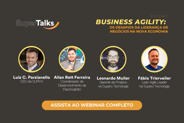 business agility webinar