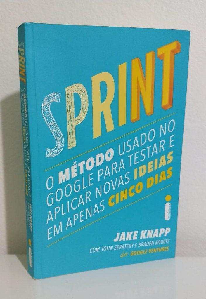 livro design sprint